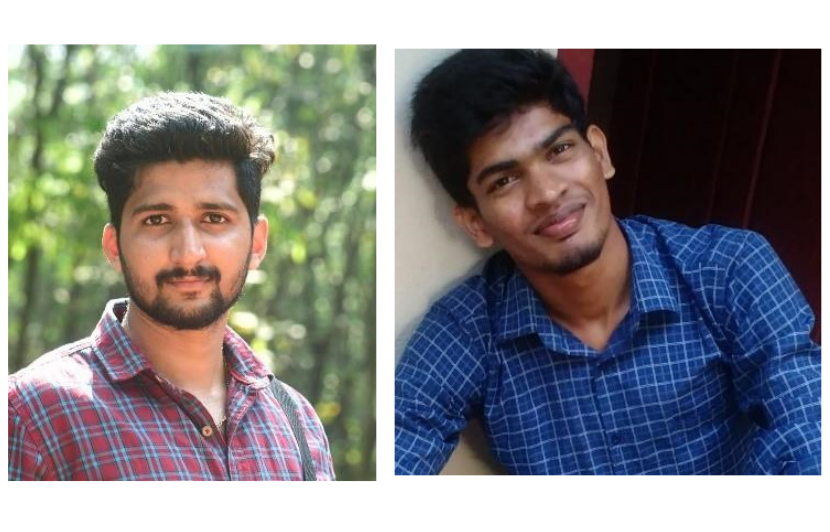 Mech. students win first prize for paper presentation