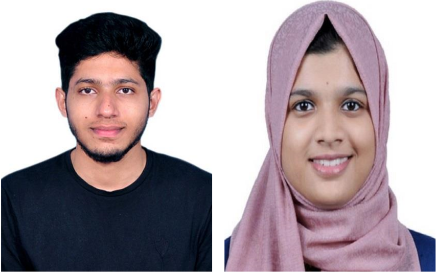 Aysha Thahsin Placed in Wipro