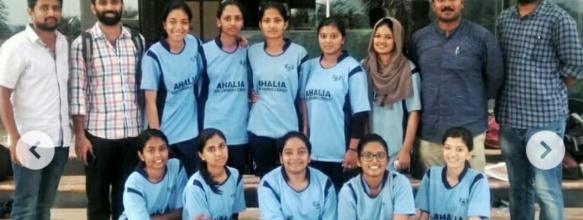 ASET teams participate in KTU E-Zone Kabaddi Tournament