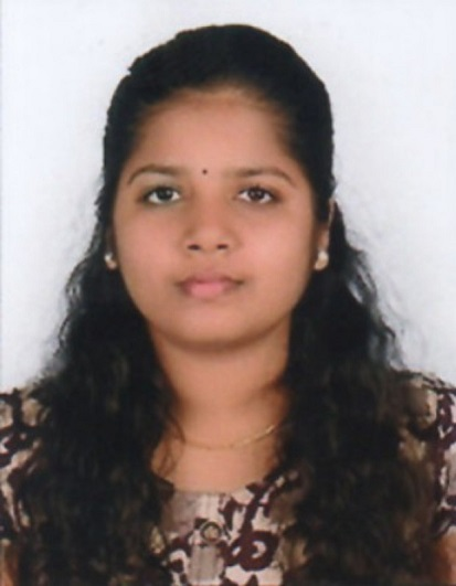 Nikitha D. Placed in Wipro
