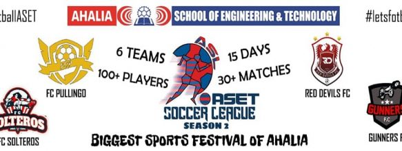 ASET Soccer League – Season 2