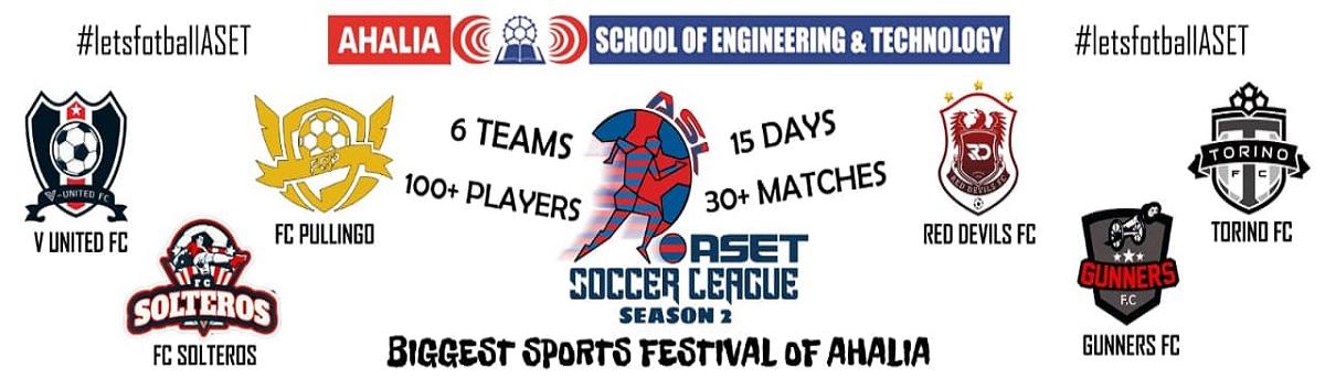 ASET Soccer League – Season 2