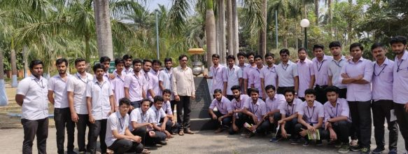 Industrial visit to Instrumentation Limited