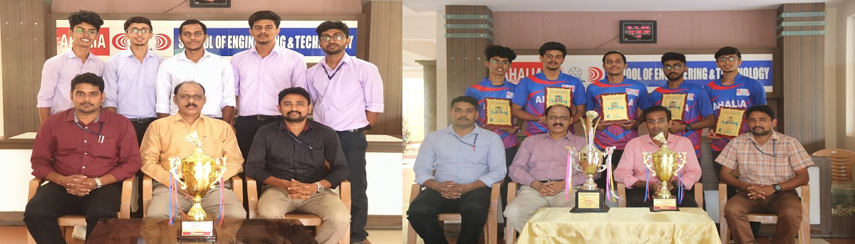 ASET Team Wins E-Zone Badminton Championship