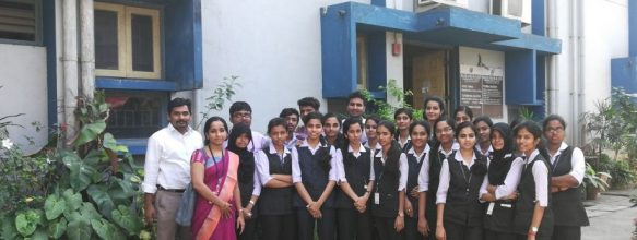 Industrial Visit To BSNL Palakkad