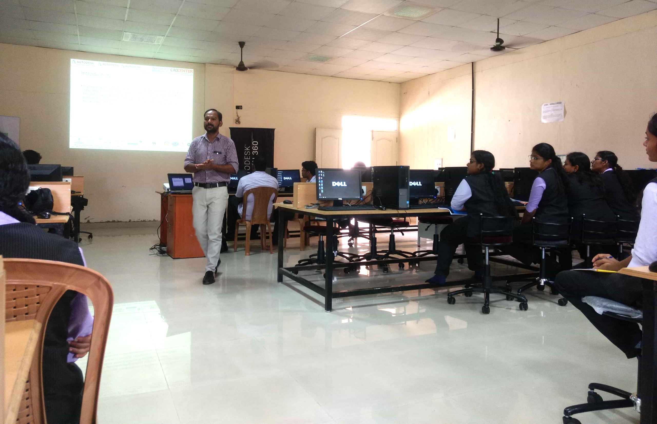 One-Day Workshop On Civil Engineering Softwares