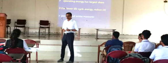 Seminar On Energy Reduction Strategies In India
