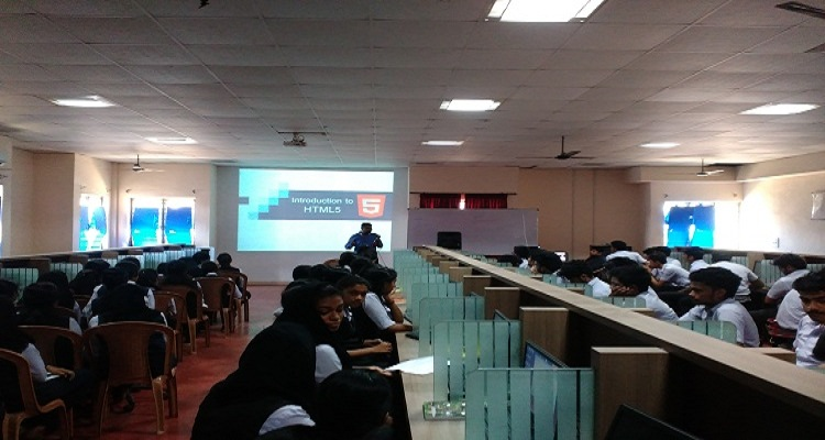 Two Days Workshop On HTML5
