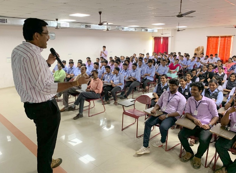 Inauguration of IEEE Student Branch of ASET
