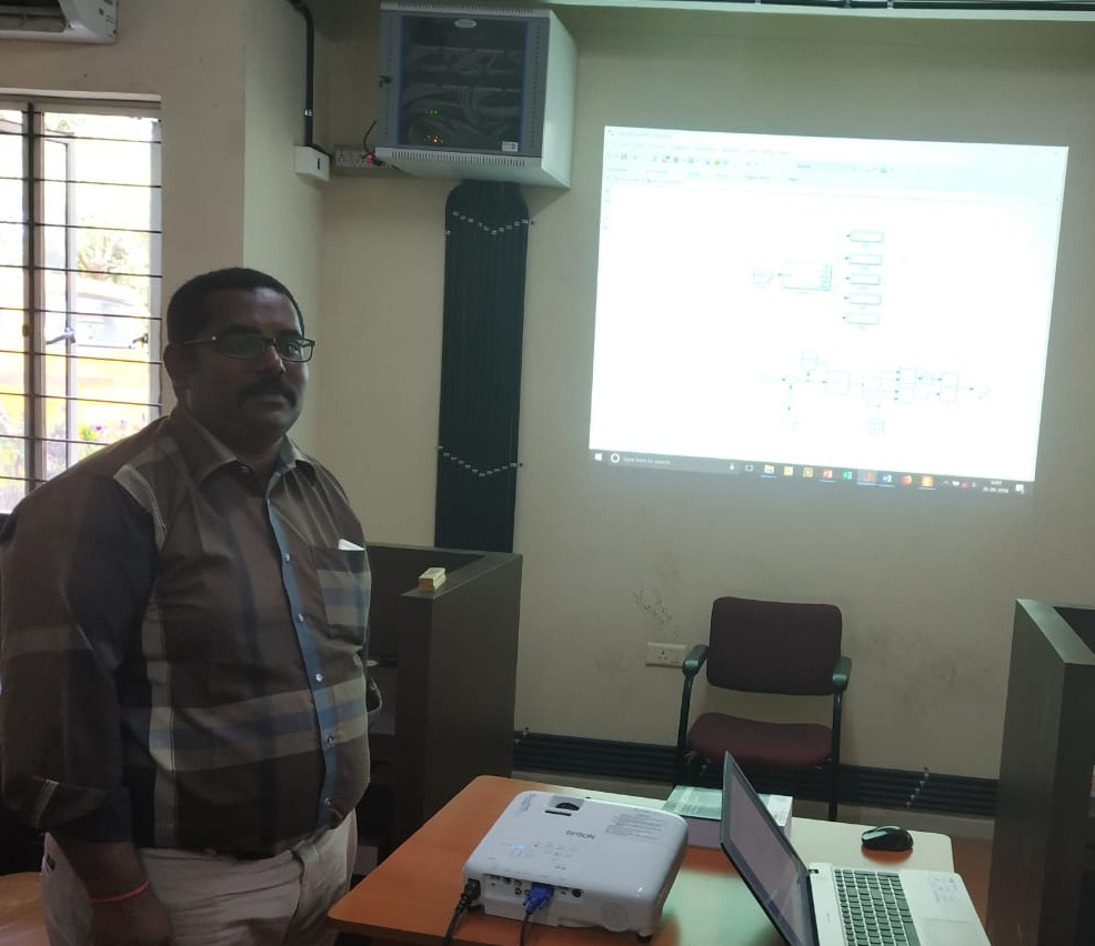 One Day Training On Industrial Perspectives Of Simulation Packages For Electrical Engineering