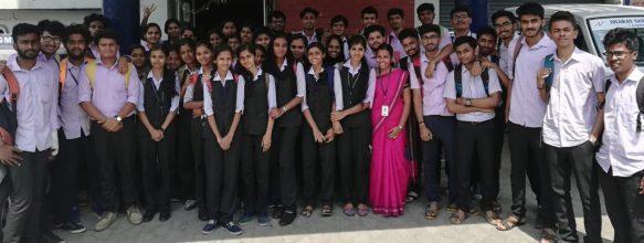 Industrial Visit To BSNL