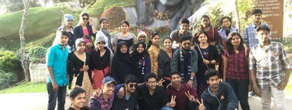 Excursion/IV To Kaynes Technologies, Mysore