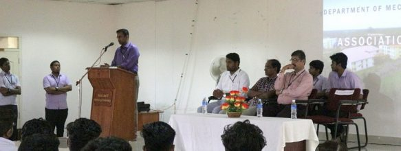 Association Inauguration of ME