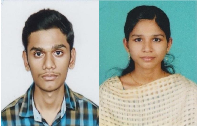 Pramod Kumar P. and Aiswarya R. Get Placed in TCS