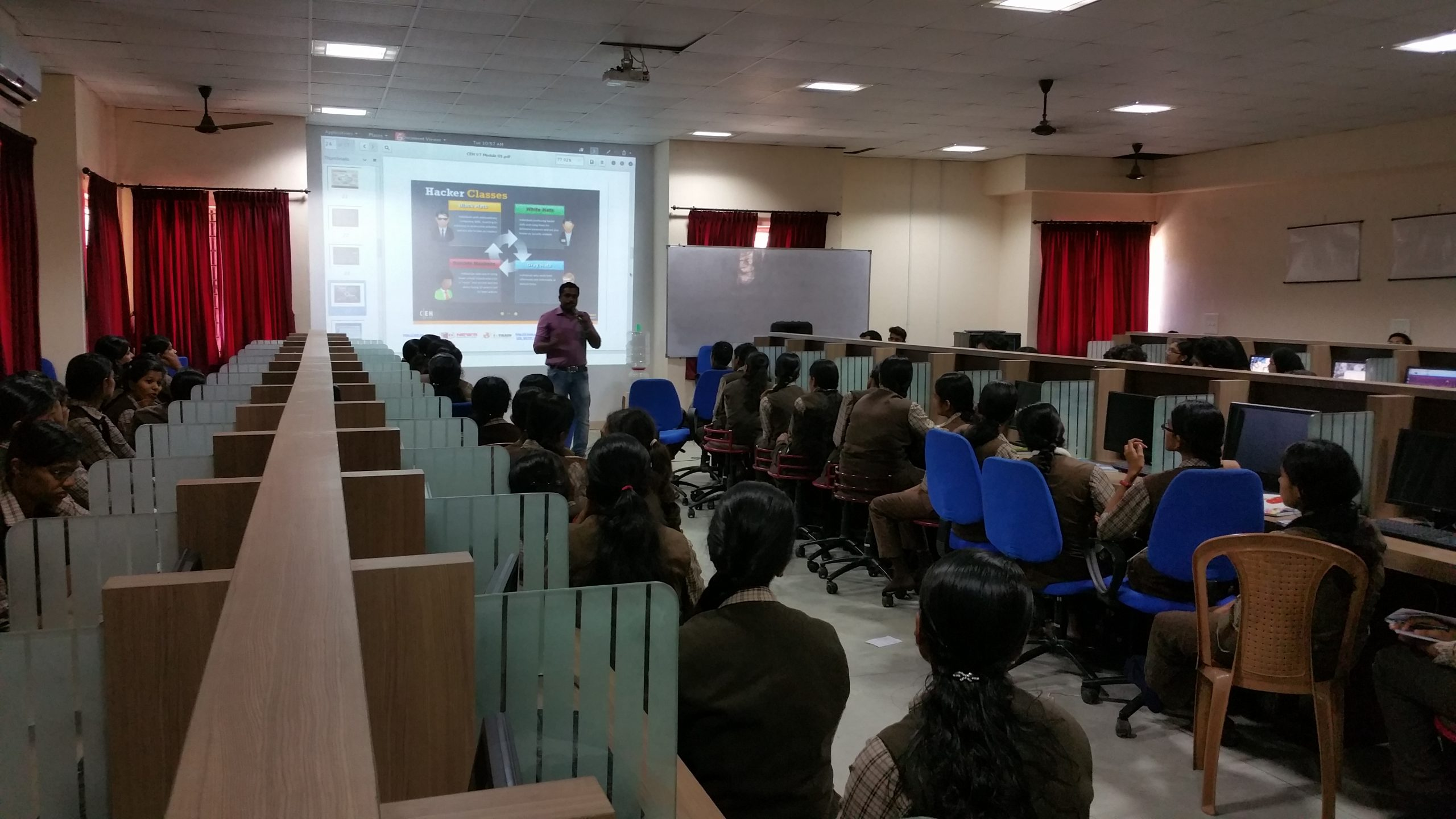 Seminar On Cyber Security