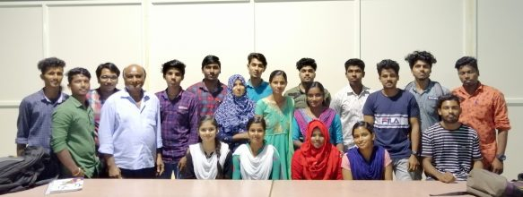23 Students Successfully Complete CNC Operator – Turning course under PMKVY