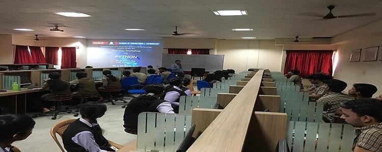Workshop On Python