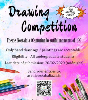 Drawing Competition 2020