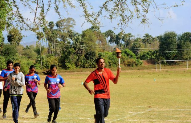 Annual Sports Day 2019-20