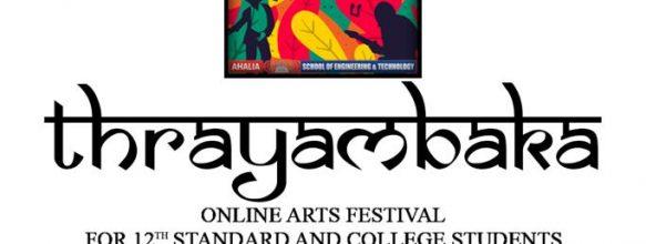 Thrayambaka – Arts Fest