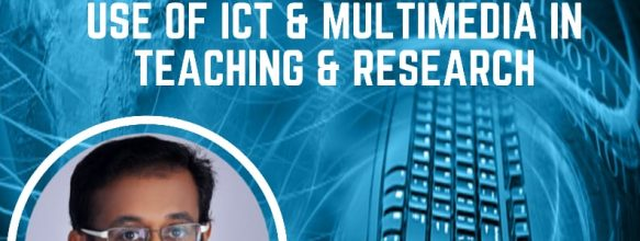 Webinar on Use of ICT and Multimedia in Teaching and Research