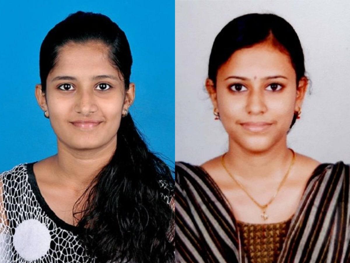 Ambili B. and Varsha Das K. Join Ahalia Group