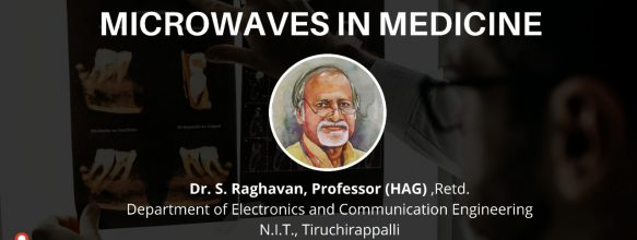 Webinar on 'Microwaves in Medicine'