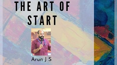Webinar on 'The Art of Start'