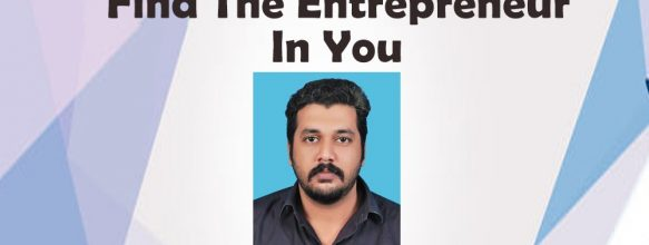 Webinar on 'Find The Entrepreneur In You'