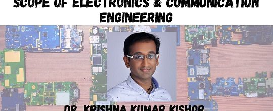 Webinar on 'Scope of Electronics and Communication Engineering'