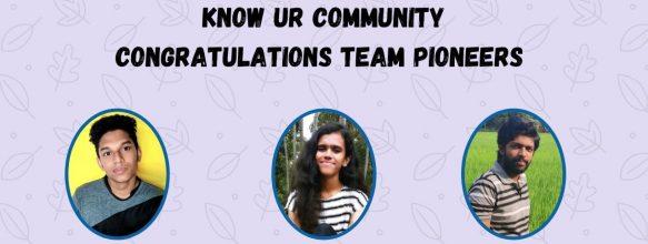 Know UR Community