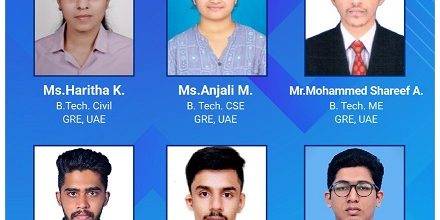 Six Students Join Ahalia Group