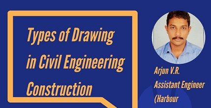 Webinar on 'Types of Drawing in Civil Engineering Construction'