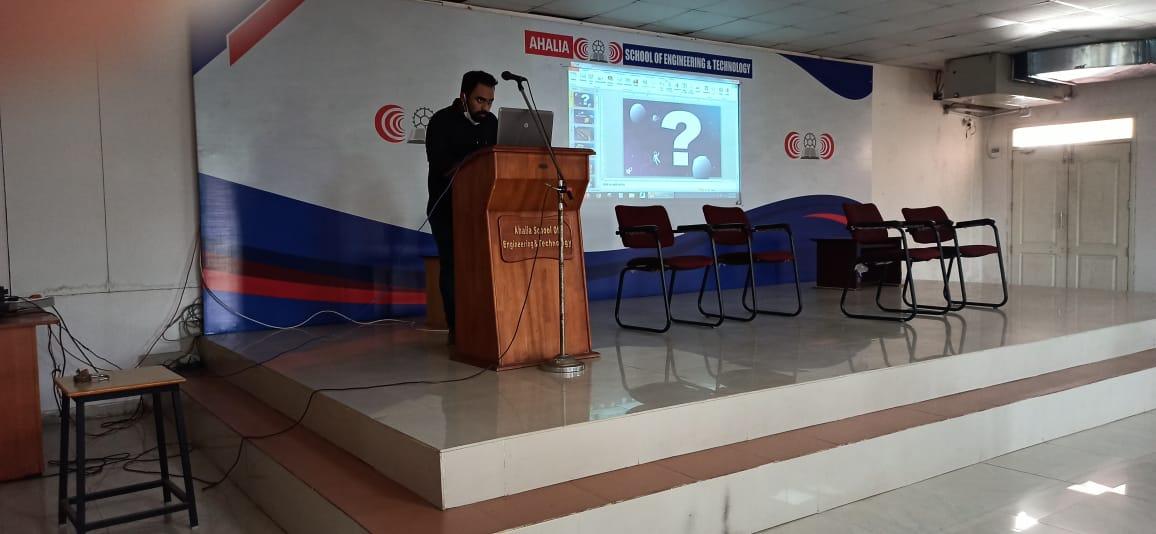 Awareness Session on Innovation and  Entrepreneurship
