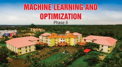 AICTE-ISTE Sponsored Six Day FDP on Machine Learning and Optimization- Phase II