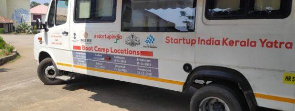 Startup India Yathra – Kerala