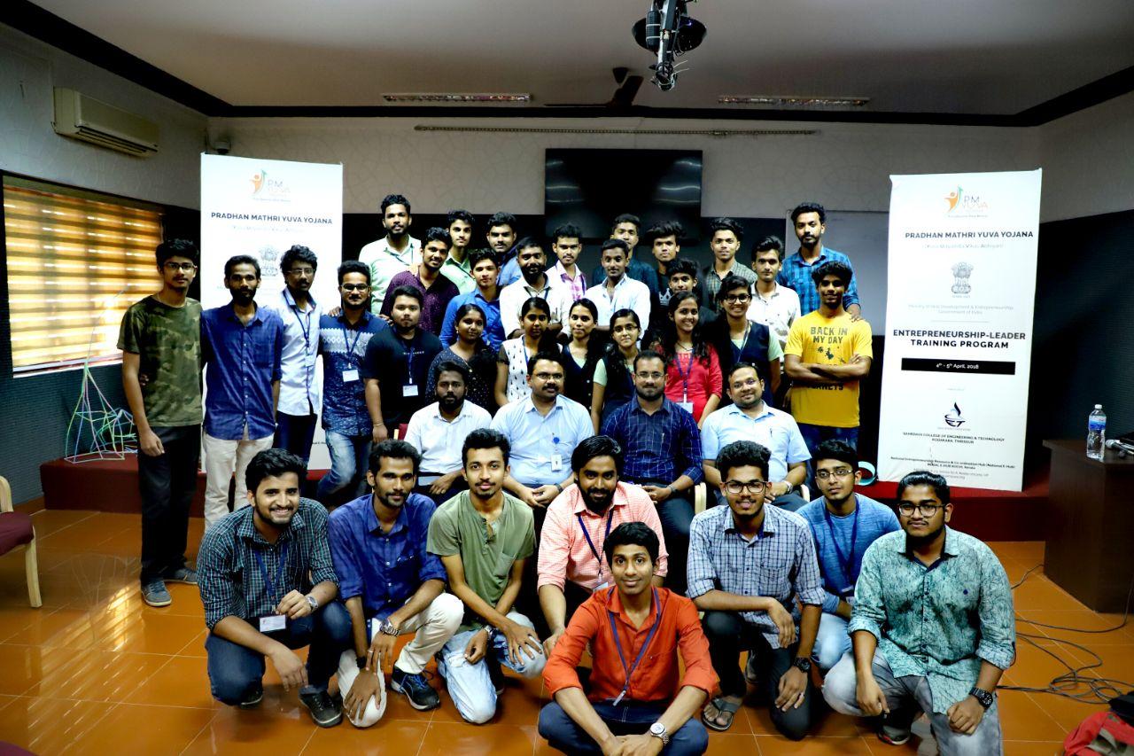 PM YUVA E-Leaders Workshop