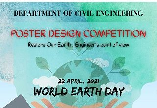 Earth Day – Poster Design Competition