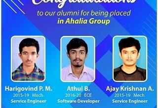 Three Students Join Ahalia Group