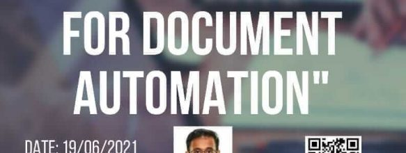 Webinar on 'Using Autocrat for Document Automation'