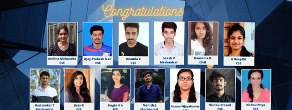 Thirteen Students Placed in Infosys