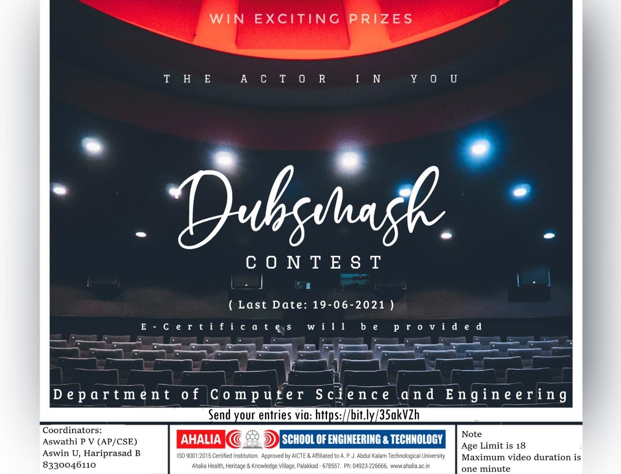 Dubsmash Contest