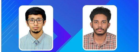 Ashok Rajat and Shamnad T. K. Join Ahalia Group