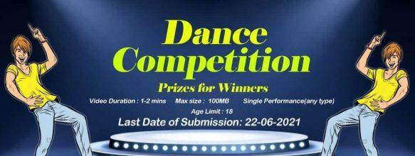 LOCK DANCE – Dance Competition