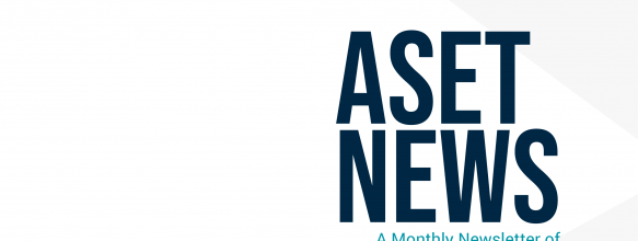 July 2021 ASET NEWS Released
