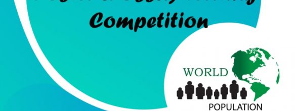 Poster and Essay Competition on 'World Population Day'