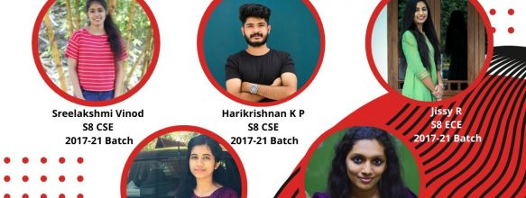 Five Students Placed in Cognizant