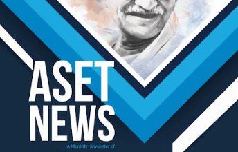October 2021 ASET NEWS Released